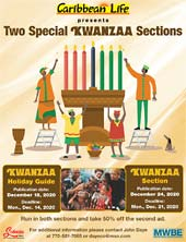 Caribbean Life Kwanzaa Special Sections